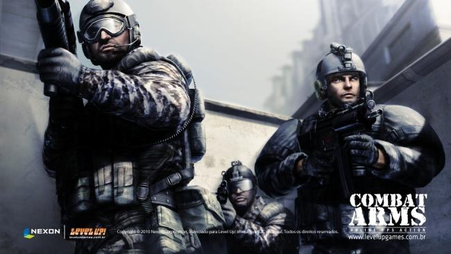 1a93c80eeb5 Primeiro campeonato nacional de Combat Arms começa em junho. (Fonte da  imagem  Divulgação)