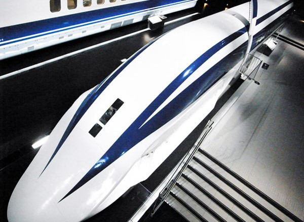 78bd10a9e87 Japão terá trem que ultrapassa os 500 km h - TecMundo