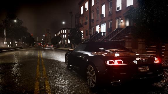 Novas imagens do mod realista de GTA IV surpreendem - TecMundo