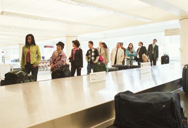 Os portões eletrônicos visam a diminuir a espera dos passageiros