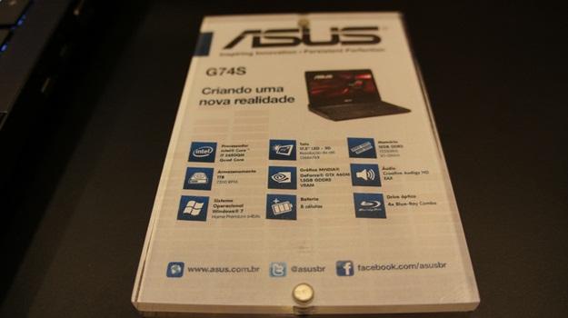 ASUS lança quatro novos produtos no Brasil