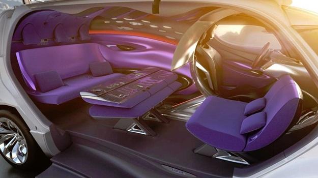 Interior do veículo