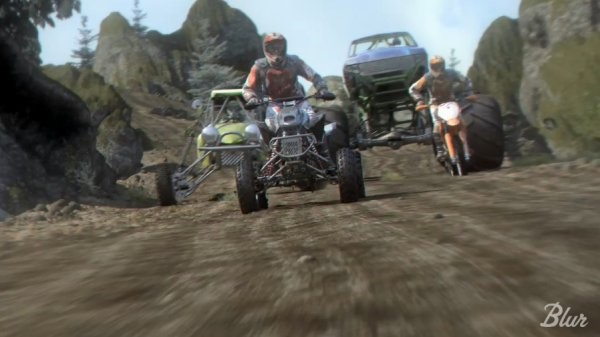 MX vs ATV: Untamed, THQ Inc.
