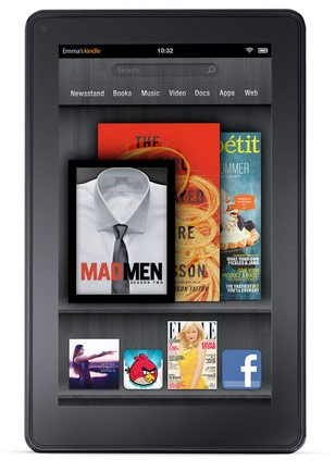 NOva versão do Kindle deve ter tela de 10 polegadas