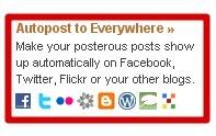 Poste em qualquer lugar via email!