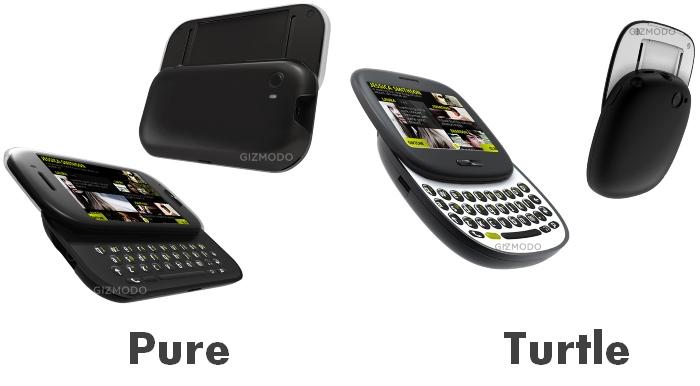 Novos celulares da Microsoft.