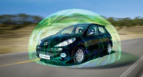 Peugeot 207 Compact Wi-Fi