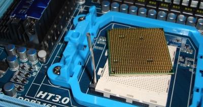 Processador AMD e seu respectivo socket