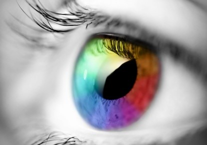 Em alguns países o olho é suficiente para identificar o cliente