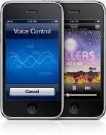 Controle as músicas usando sua voz