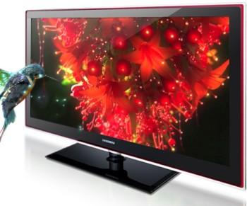 A nova geração de TVs.