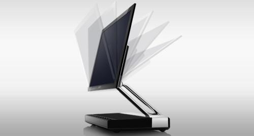 Tela de OLED da Sony, com 3mm de espessura