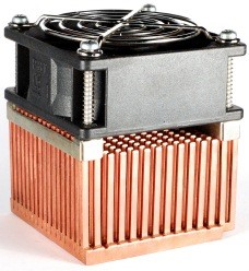Coolers poderosos serão dispensáveis.