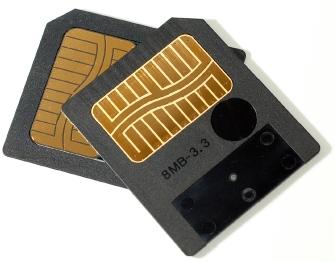 Para passar o celular, é necessário ter um chip adequado.