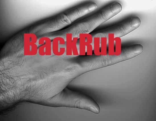 Logo do BackRub, ancestral do Google que conhecemos hoje.