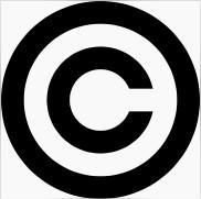Esta marca, o Copyright, garante que os direitos do autor estão protegidos.