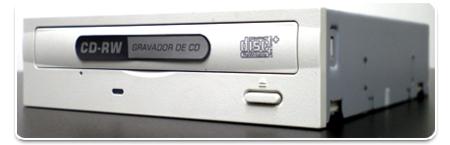 Gravador de CD