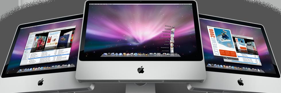 Bem-vindo à realidade Mac!