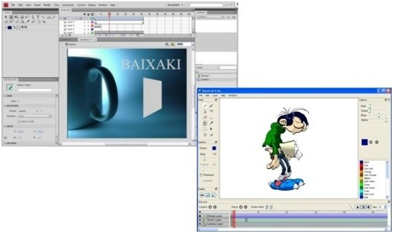 Vetores e animações 2D