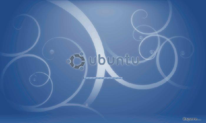 Tema para tela de usplash - Oxygen (widescreen)