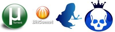 Vários provedores de acesso limitam o uso de protocolos P2P e  Torrent.