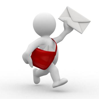 Com o antispam, seu email é filtrado antes de ser entregue a voce.