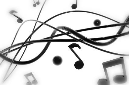 Sua música em todo lugar.