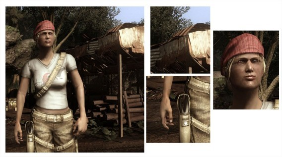 Far Cry 2 com tecnologia atual
