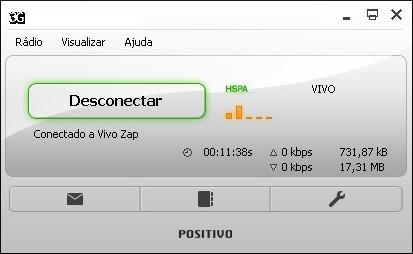 Acesso à internet via 3G