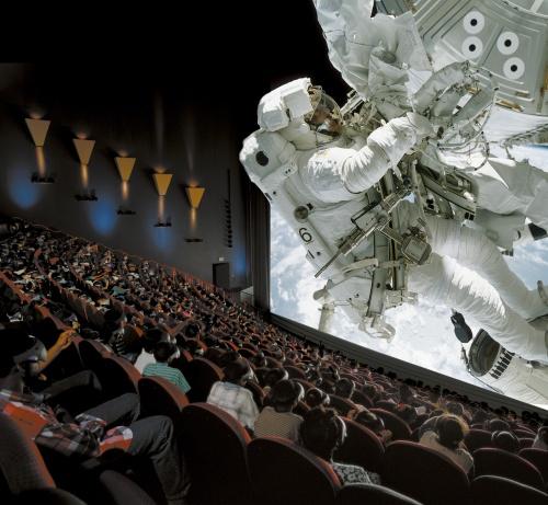3D e 4D podem ser o futuro do cinema?
