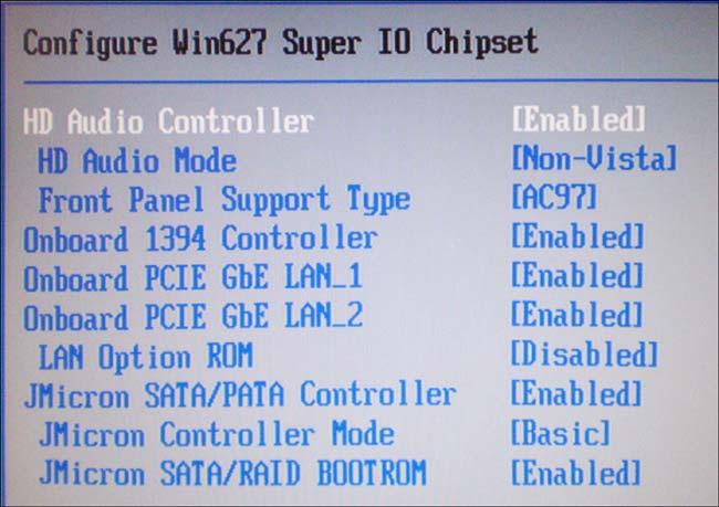 [Manutenção do PC] Desmistificando a BIOS 6033