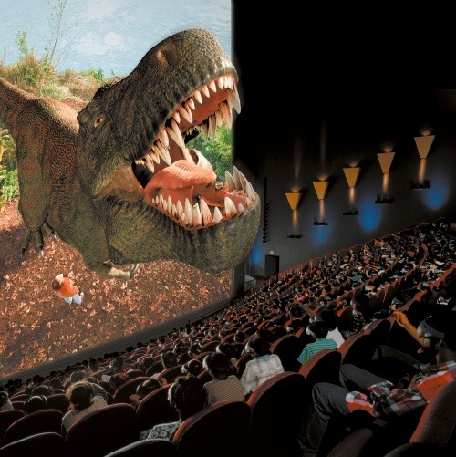 Sistema IMAX existe desde 1971 no Canadá