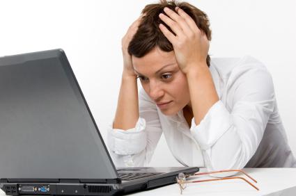 Se o computador apresentar problemas, procure trocar a assistência técnica!