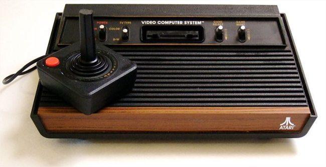 Atari, um dos maiores clássicos dos games