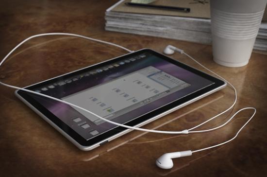 MacBook Touch: o tablet da Apple. Será que as mãos não atrapalham?