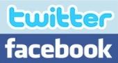 Redes alvos do ciberataque. Twitter ainda sofre com a sobrecarga no sistema.
