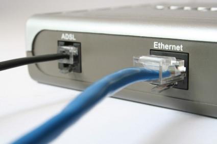 Modem para conexão ADSL
