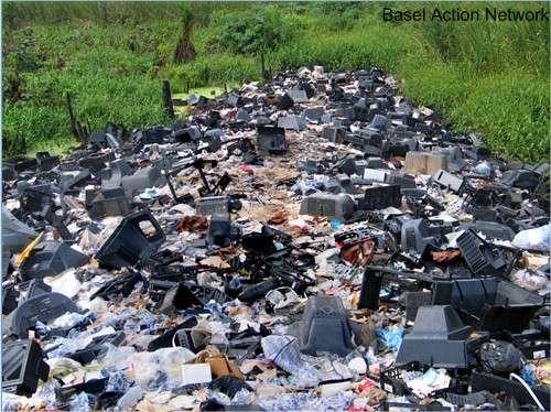 Lixo na China