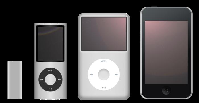 Família iPod
