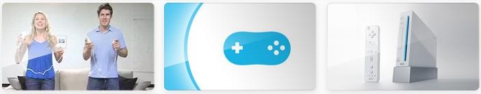 Nintendo Wii e os serviços