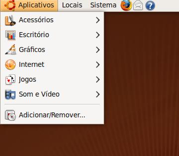 Detalhes do Ubuntu