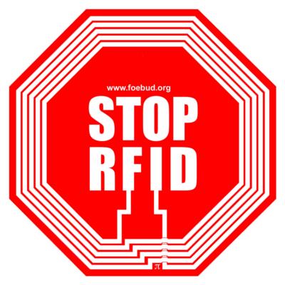 O RFID pode ser usado como ferramenta de controle social!