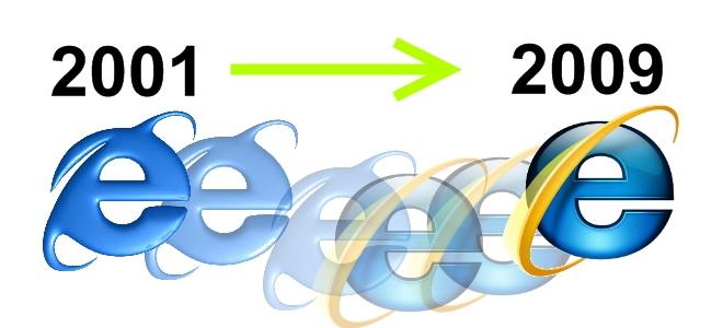 Já existem versões mais recentes e boas do Internet Explorer!