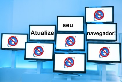 Procure alternativas ao IE6!