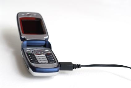 Um pequeno celular, grande explosao.