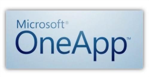 Logo do OneApp