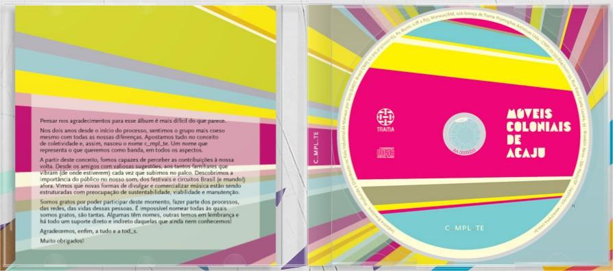 Ouça o disco inteiro online ou faça o download!