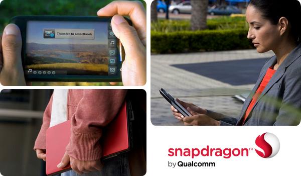Alguns smartphones poderão utilizar o Snapdragon