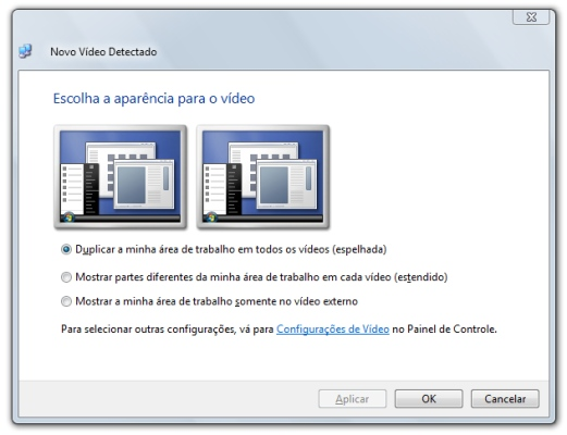 O  Windows Vista faz automaticamente.