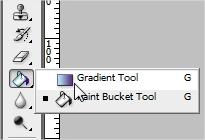 Use a ferramenta GRADIENTE para dar um toque final!